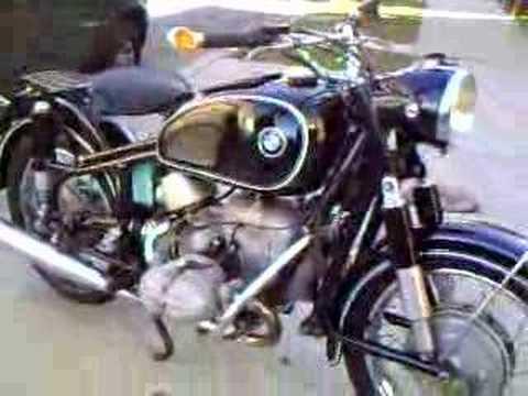 1965 bmw r69 - youtube