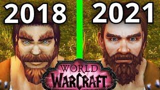 ЭВОЛЮЦИЯ World of Warcraft 2018-2021?
