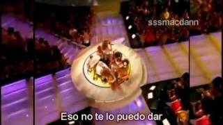 Thalia -Ten Paciencia live Lyrics