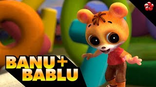 Banu&Bablu New Malayalam Cartoon for children from the house of Kathu and Pupi Maths learning
