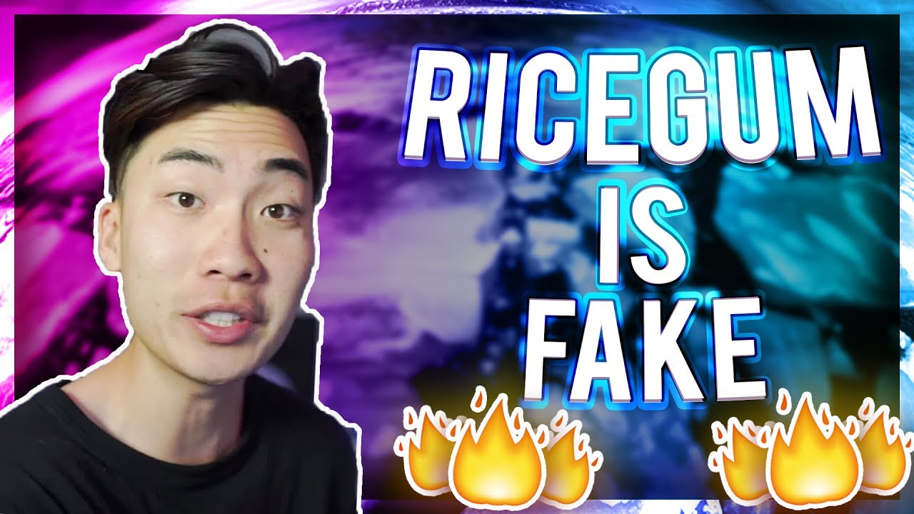 youtuber fakes