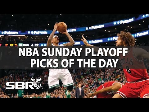 NBA Betting | Sunday Playoffs Picks of the Day, April 23rd