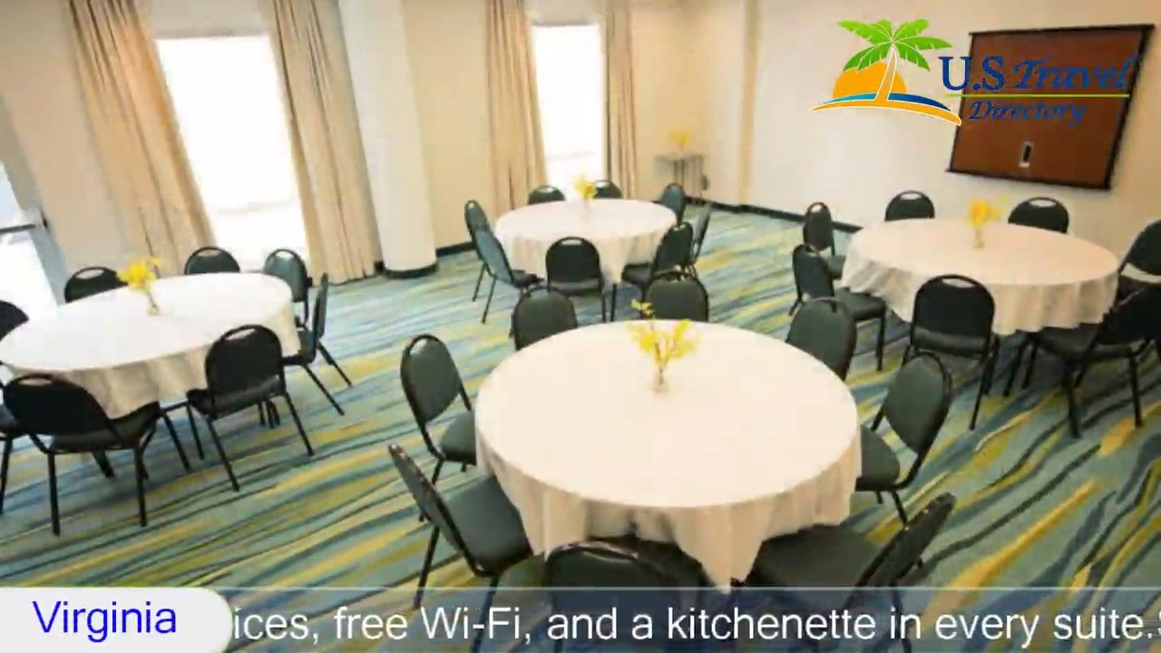Springhill Suites Ashburn Dulles North Hotels Virginia