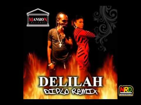 Mavado - Deliah (Dubstep RMX by Diplo)