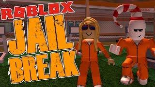 FASTEST PRISON BREAK! | Roblox: Jailbreak w/ ktmh96