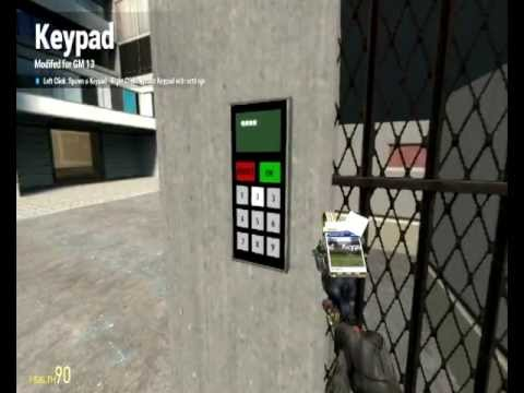 How to make smart fading doors in gmod no e2