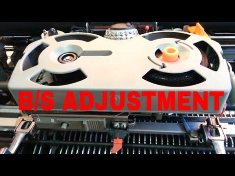 IBM Selectric II III Rotatory Back Space Failure Repair Adjustment