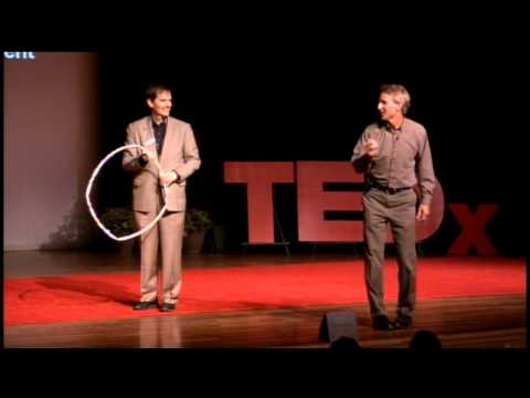 TEDxTraverse City- Jerry Linenger-Changing Your Perspective