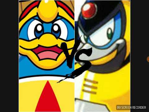 Who Would Win #710: King Dedede vs Chill Penguin