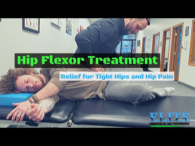 Chesterfield Chiropractor Treats Tight Hip Flexors | Relief for Tight Hips