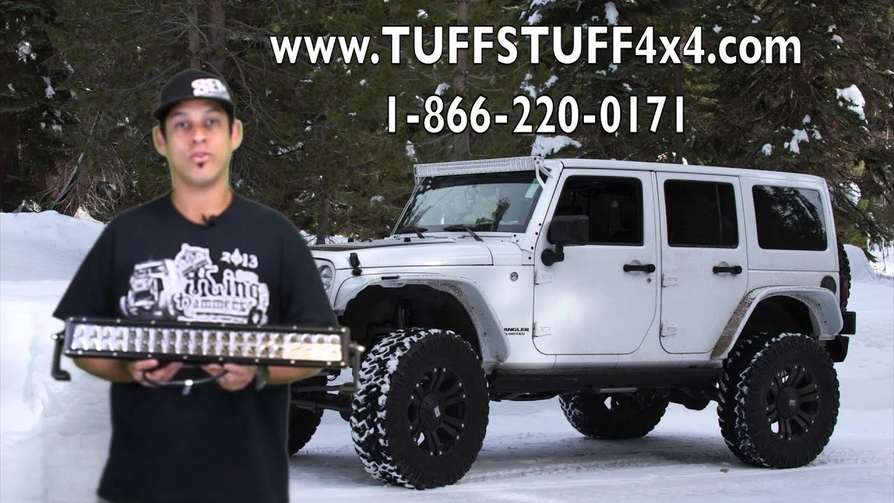 Tuff stuff led lightbar one of the worlds leading manufacturers tuff stuff led lightbar one of the worlds leading manufacturers of off road gear mozeypictures Gallery