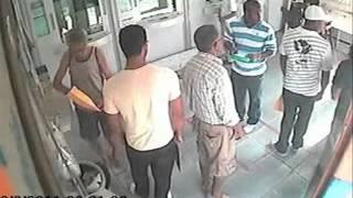 Tentativa de assalto a lotérica blindada pela Force Home (Câmera 02)