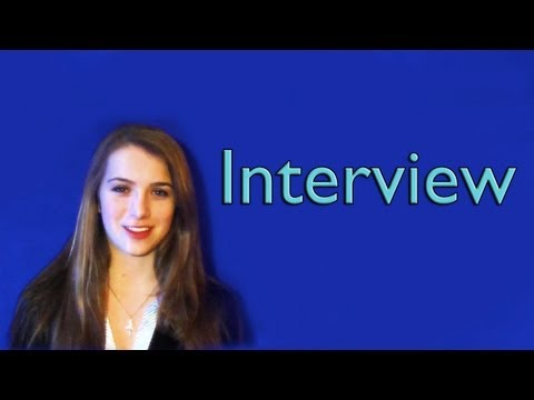 Learn English: Job Interview Words