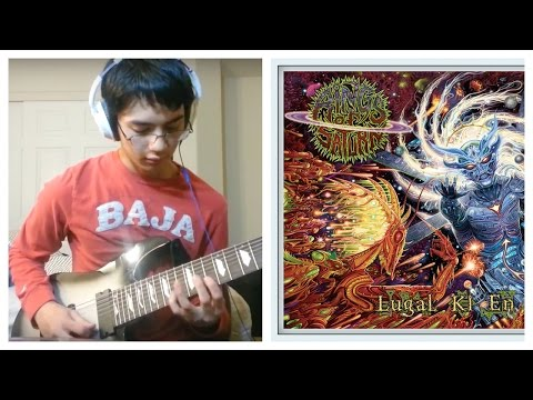 Rings Of Saturn - Lalassu Xul (Full Guitar Cover)