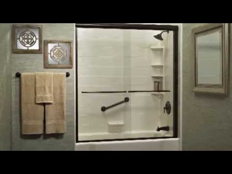 bath fitter shower remodeling overview youtube rh youtube com