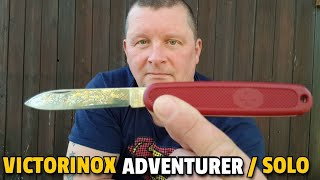 ✔ VICTORINOX Adventurer / Solo ☆ Review