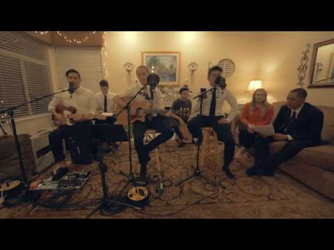 Peace Has Come Hillsong Worship Cover - The Guys Next Door