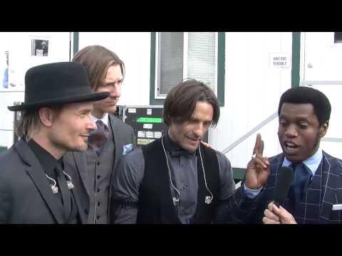 RBC Bluesfest 2014 - Vintage Trouble Interview