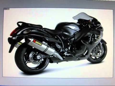 Suzuki Hayabusa Modifications Youtube