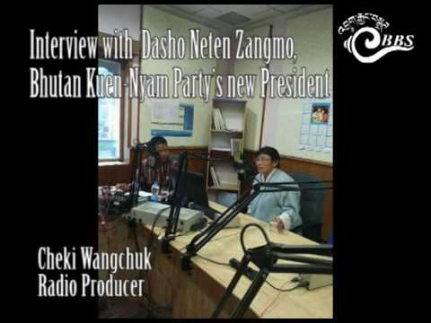 Interview with Dasho Neten Zangmo