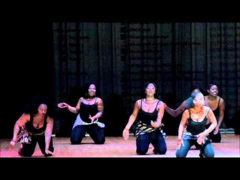NCCU ~ ASFABA traditional dance (African Night)