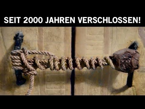 Geheimnisvolle Türen, die noch nie geöffnet wurden!