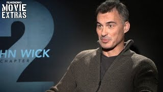 John Wick: Chapter 2 (2017) Chad Stahelski Talks About His Experience Making The Movie