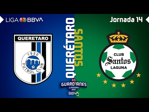 G.B. Queretaro Santos Laguna Goals And Highlights