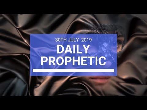 Repeat Daily Prophetic 28 July 2019 Word 5 by Kevin Bridges