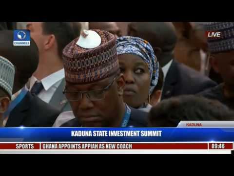 Kaduna State Investment Summit 2017 Pt 2