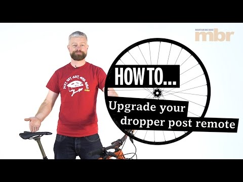 How to upgrade your dropper remote | MBR