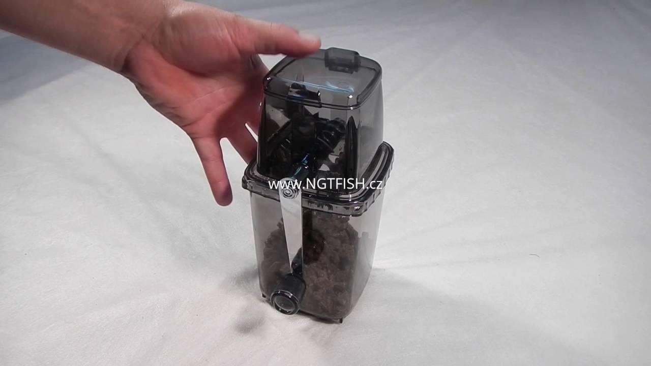 NGT MULTI BAIT GRINDER SYSTEM