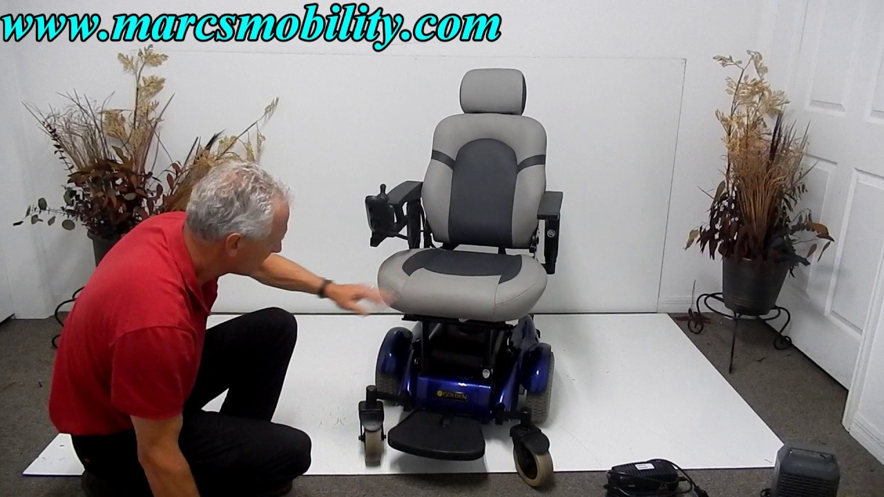 Golden Power Chair For Writing Desk Compass Used Motorized Wheel Youtube