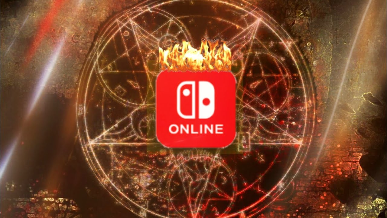 My Reaction and Thoughts On Nintendo Switch Online App (voice chat)