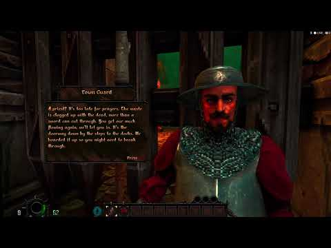 GRAVEN: Early Access Gameplay |