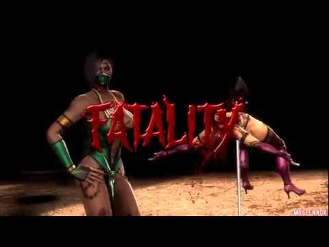 Fatality no mortal kombat - 5 1