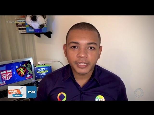 Ministério público pede suspensão de jogos no Brasil - Tambaú da Gente Noite