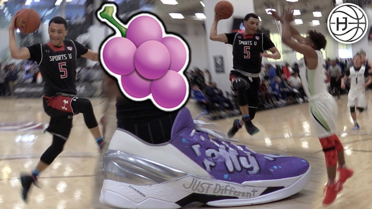 37a3f0d13d2d is JELLY FAM Jahvon Quinerly The  1 Point Guard in the Country ...