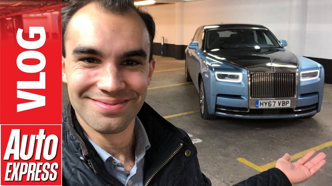 Rolls-Royce Phantom walkaround - ultra luxury saloon explored up close
