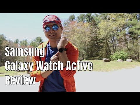 A Galaxy Watch Active Review | Scratched my screen