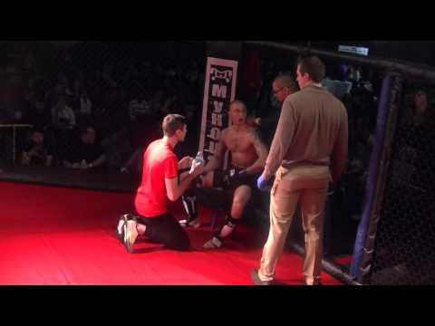World Cagefighting Championships 12, Zak Kelly VS Magic Mears