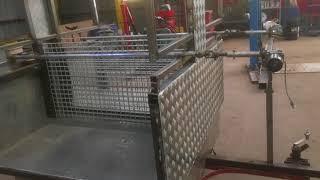 Construction d un tourne broche