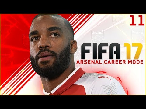 FIFA 17 Arsenal Career Mode Ep11 - HOLY BALLS WHAT A GAME!!