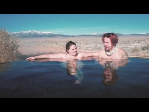 Spencer's Hot Springs, Nevada // Awesome Free BLM Campsite // The Van Project