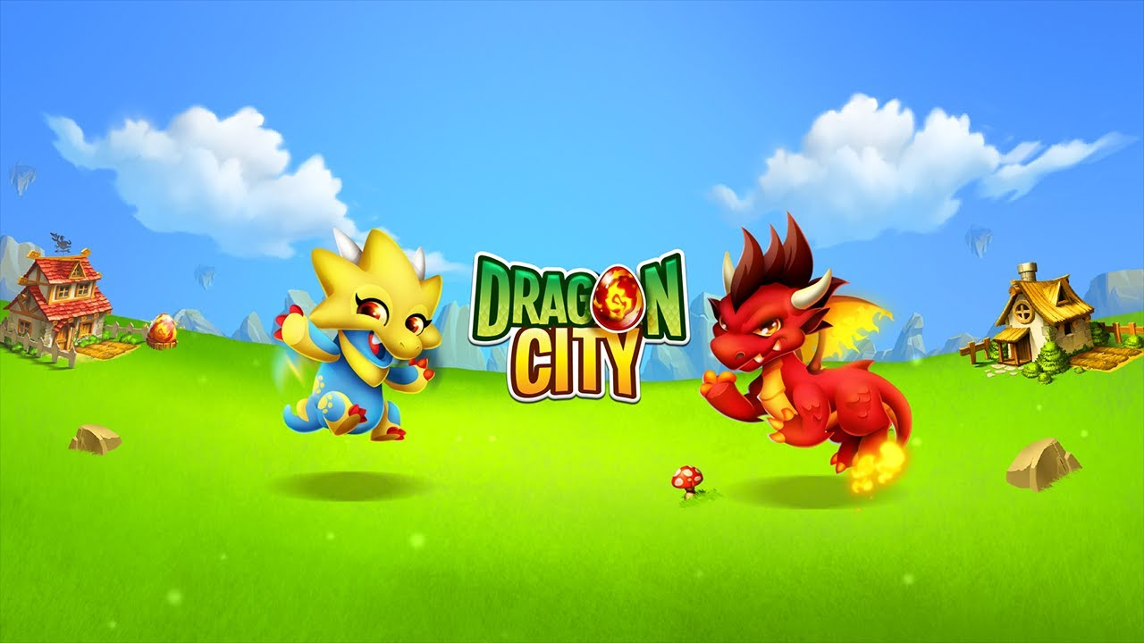 Dragon City Commercial - YouTube