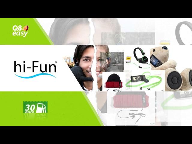 Promozione Q8 easy 2017 + hi-Fun