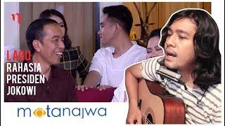 LAGU  PUISI Mata Najwa Rahasia Keluarga Jokowi