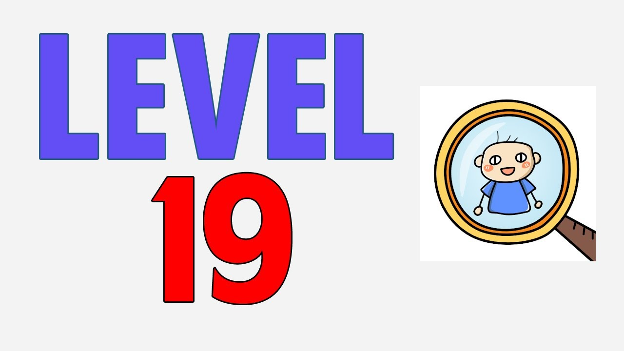 Find Out Detective Hidden Items Level 19 Youtube