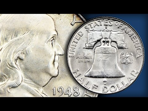 CoinWeek Streaming News: Franklin Half Dollar Full Bell Line Designations