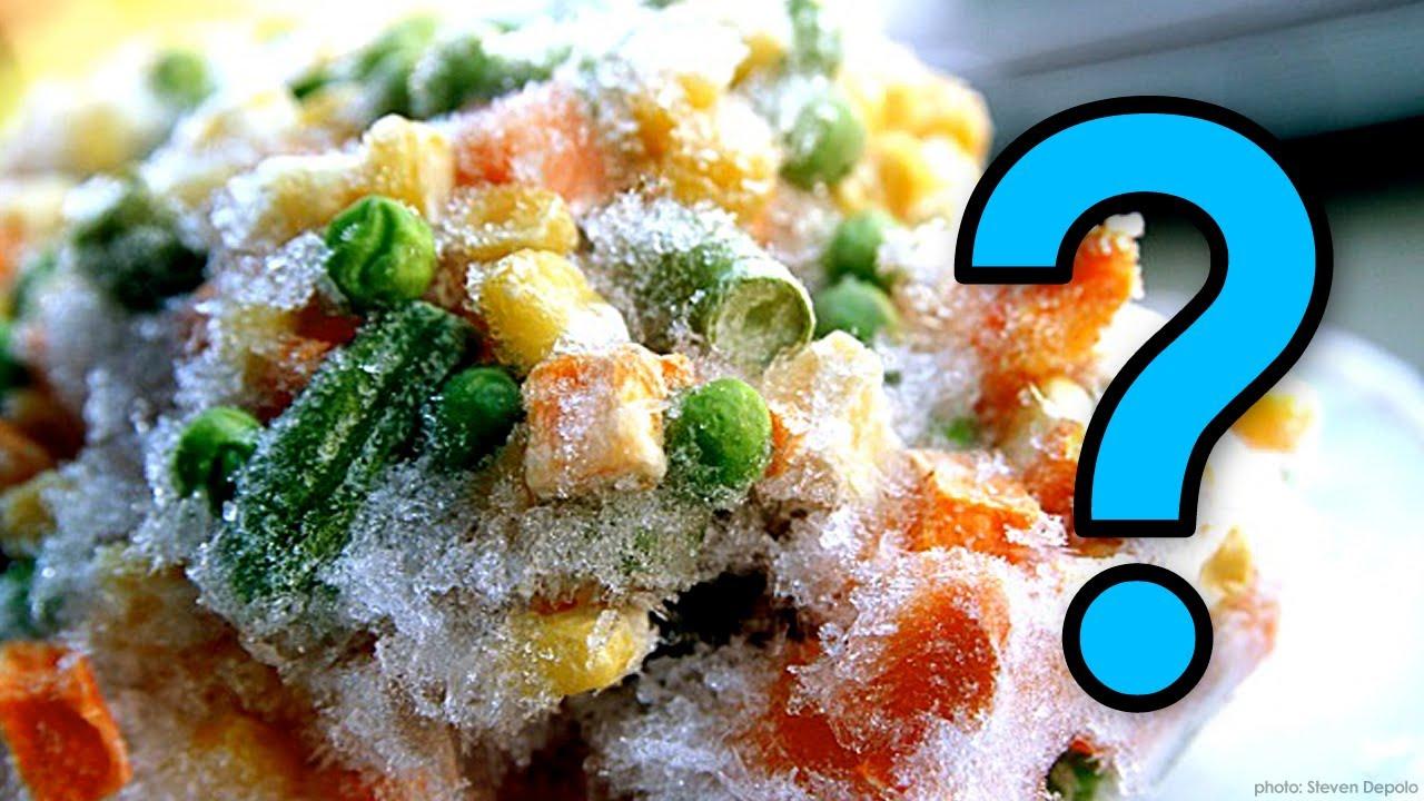 What is Freezer Burn? - YouTube